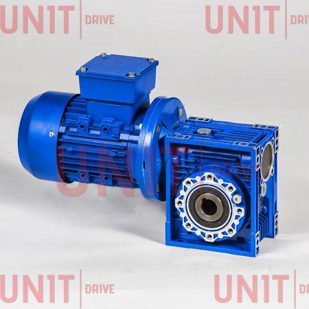 Фотография мотор-редуктора UD-RV (аналог NMRV)