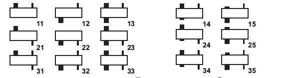 Редуктор 1Ц2Н 450 имеет различные варианты сборки